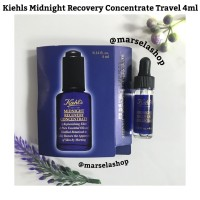 Kiehls Midnight Recovery Concentrate Travel