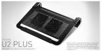 Murah Cooler Master Notepal U2 Plus Movable Fan Aluminium Cooling Pa