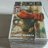 Komik One-Punch Man