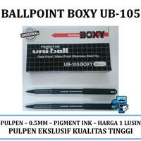 Ballpoint Boxy UB-105 (12pcs/lusin)