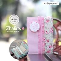 Al Quran / AlQuran Rainbow Pelangi Zhafira Madina Bunga Pink Soft