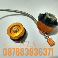 Konektor kompor gas hicook / adaptor kompor hicook Gold
