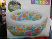 kolam renang anak bagus intex pelampung (kasur angin so PROMO