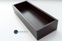 Kotak Penyimpanan Kayu / Wooden Storage Box / Functional