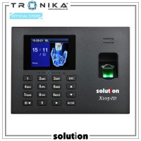 Mesin Absensi Sidik Jari Solution X105-ID (Access Control + Payroll)