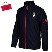 Jaket Bola Parasut Juventus Anti Air & Angin Nyaman di pakai