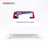 Tempat Tidur Anak 865 - Tanpa Kasur - 120cm x 200cm -Modern, Minimalis
