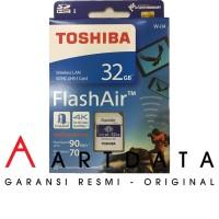 Toshiba FlashAir 32GB Wifi SD Card Wireless LAN Flash Air ORIGINAL