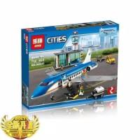 Lepin 02043 - Bricks Lego - City - Airport Passenger Terminal Set
