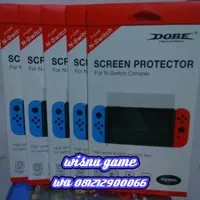ANTI GORES SCREEN PROTECTOR DOBE FOR N - SWITCH