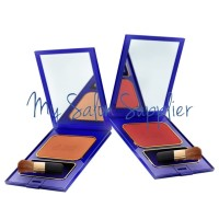 Inez Color Contour Plus Blusher with Brush / Blush On