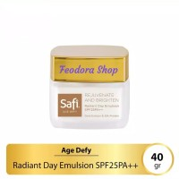 Safi Age Defy Radiant Day Emulsion SPF25PA++ 40gr