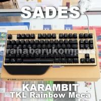 Sades Karambit TKL RGB Mechanical Gaming Keyboard Promo