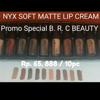 NYX SOFT MATTE LIP CREAM NUDE