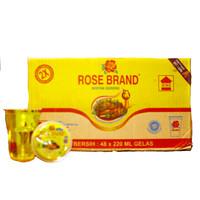 Minyak Goreng Gelas Rose Brand