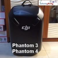 Hardshell Backpack Phantom 3 (DJI Logo) Tas Ransel