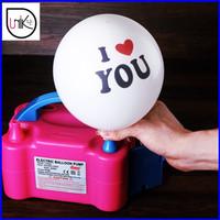 Pompa BALON elektrik YOUMAY listrik Electric balloon pump Souvenir
