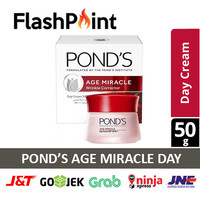 POND'S AGE MIRACLE DAY CREAM 50 G ORIGINAL PONDS 50G