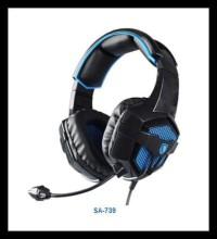 Sades Bpower Sa739 \U002F Sa 739 Gaming Headset With Kabel Y Original