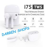 i7s Headset Bluetooth Wireless Sport True Earphone Airpods TWS i7s
