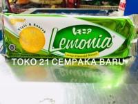Nissin Lemonia Rasa LEMON 130 g   Nisin Wafer Biskuit Lemon 135g Promo