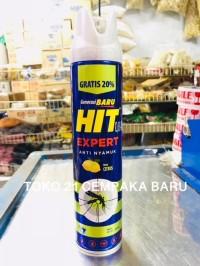 Hit Expert CITRUS Aerosol Kaleng 415 ml | Anti Nyamuk Serangga 415ml