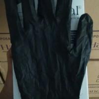 Handscoon Nitril handseal handscoon handseal sarung tangan hitam