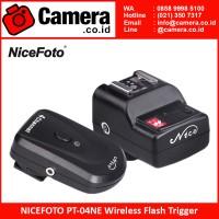 NICEFOTO PT-04NE Wireless Flash Trigger