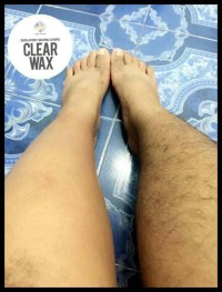 Murah Clear Wax \U002F All Wax 4 In 1 Waxing Original Thailand