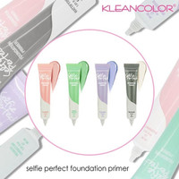 KLEANCOLOR SELFIE PERFECT FOUNDATION PRIMER - CLEAR MATTIFYING