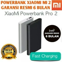 Original Power bank 10000 mah Xiaomi Mi 2 Pro Powerbank Fast Charging