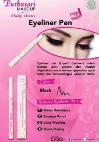 Eyeliner Pen Purbasari