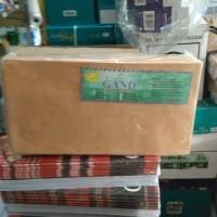 Amplop coklat super kabinet seal