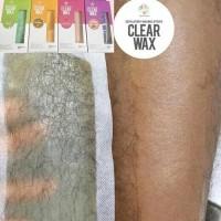 CLEAR WAX / ALL WAX 4 IN 1 WAXING ORIGINAL THAILAND / PErontok BULU