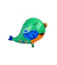 Baby Boy Birdie Balloon | Balon Foil Baby Shower