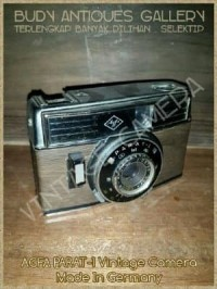 AGFA Parat-1 Vintage Camera Made In Germany Diskon