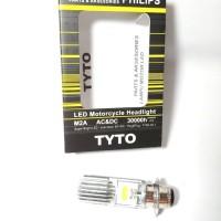 Lampu Depan Led Philips Motor Vario Beat Scoopy Mio Jupiter Revo Vega