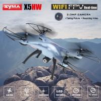 SYMA X5HW Wifi FPV 2.0MP HD Camera RC Quadcopter vs Visuo XS809HW