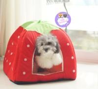 Rumah tempat Tidur Hewan Untuk Anjing Kucing dog bed