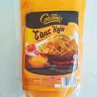 Saus Keju Euro Gourmet 500gr