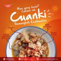 Cuanky Cilok Baper l Cuanki Instan l Makanan Pedas Khas Bandung