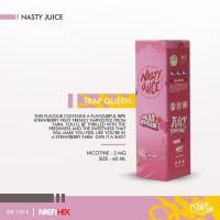 Liquid Nasty Juice Trap Queen 3Mg 60ML Low mint Straw NastyHex Juice