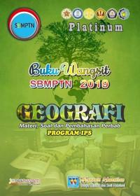 Buku Geografi SBMPTN 2019 Buku wangsit Education