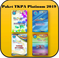 Paket TKPA Platinum /SBMPTN 2019 / Buku Wangsit