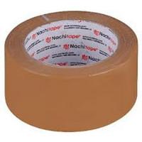 Lakban nachi coklat 2 inch 100 yard tape isolasi plakban 4,8 cm