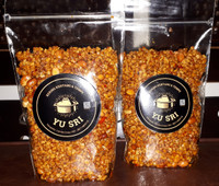 Kering Tempe Kacang Teri Medan ( Yu Sri ) 250Gram