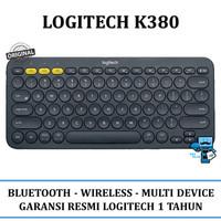 Keyboard Bluetooth Logitech K380 - Portable Android, Apple, Windows
