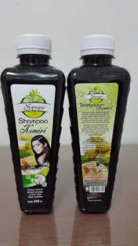 Syuga BMKS Shampoo Kemiri BPOM NA18141002702 Original 100%