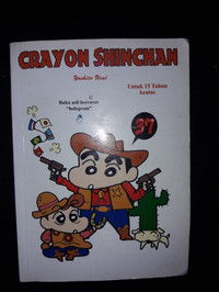 Komik shinchan no 37