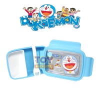Tempat Bekal Makan Anak - Kotak Makan - Lunch Box Karakter Doraemon